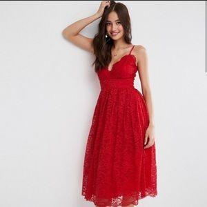 NWT Midi Dress